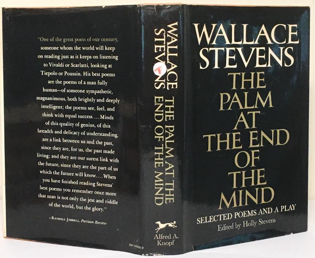 The Palm at the End of the Mind Wallace Stevens