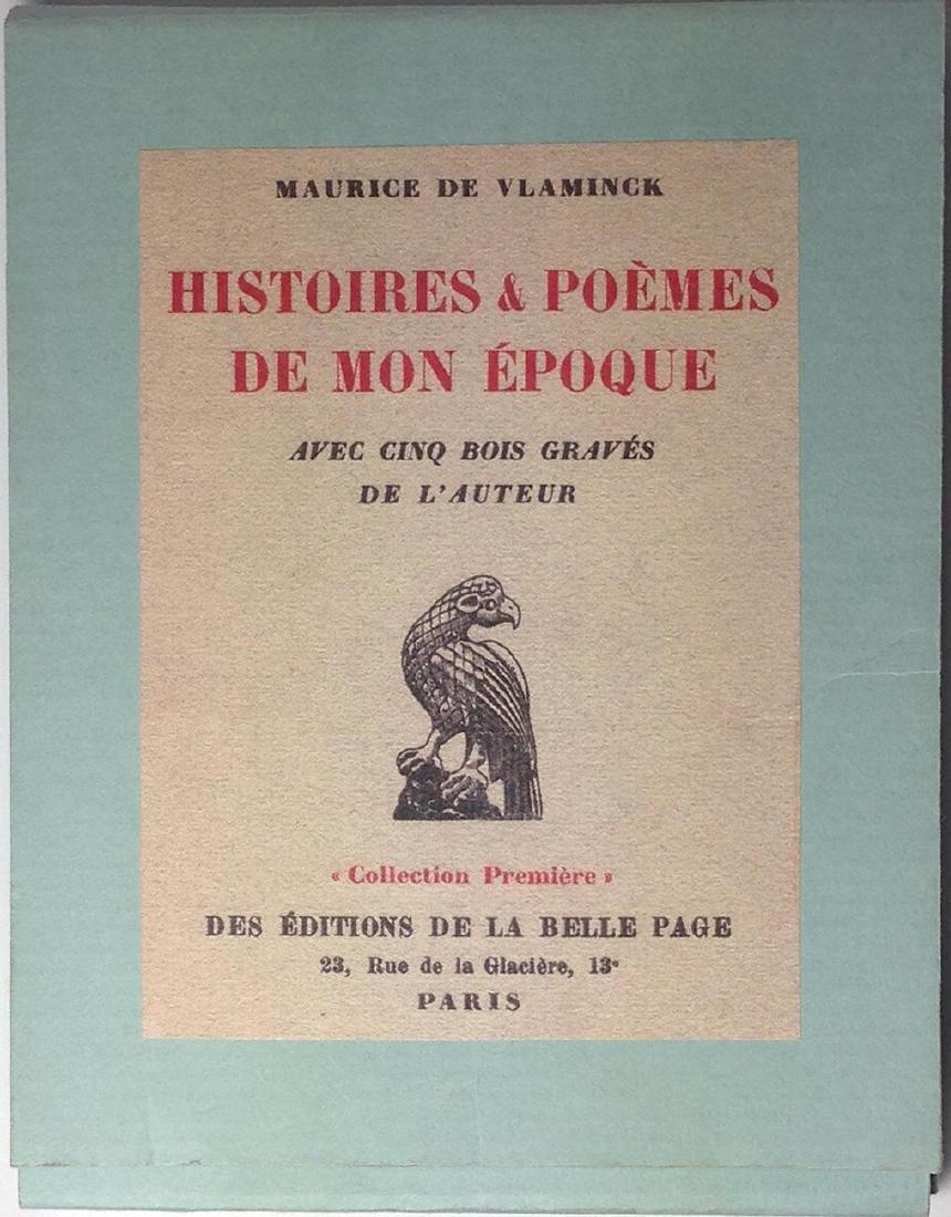 Histoires & Poèmes de Mon Époque Maurice de Vlaminck