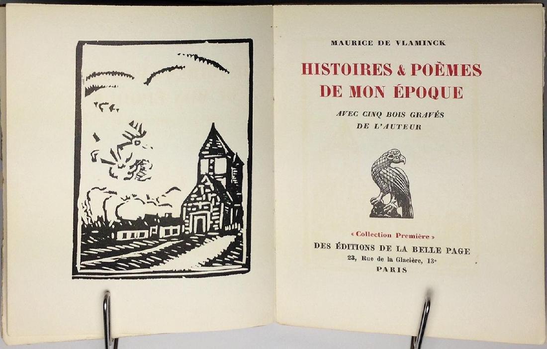 Histoires & Poèmes de Mon Époque Maurice de Vlaminck - 3