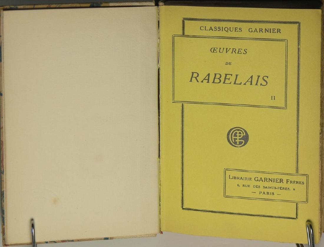 Oeuvres de Rabelais Rabelais - 4