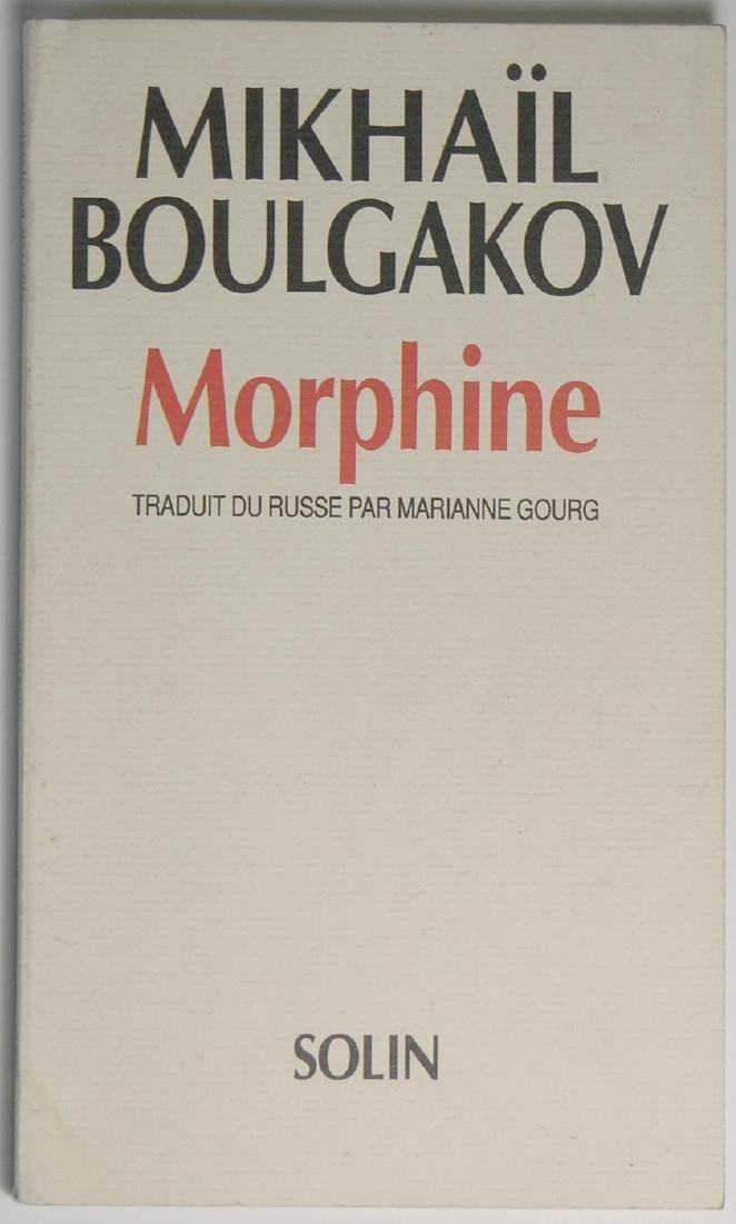 Morphine Mikhaïl Boulgakov
