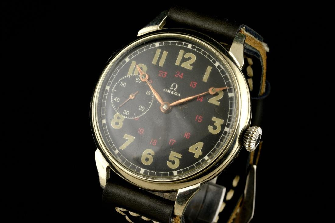 Vintage Omega Military Watch ca 1934/1944