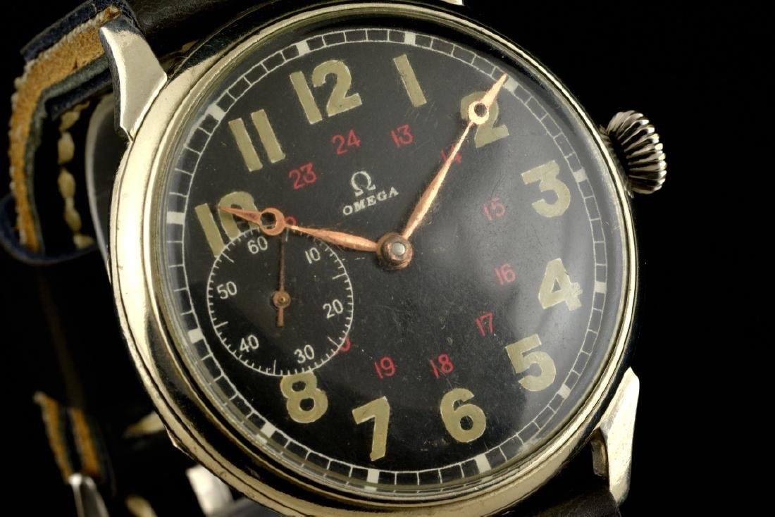 Vintage Omega Military Watch ca 1934/1944 - 2