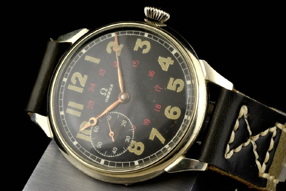 Vintage Omega Military Watch ca 1934/1944 - 3