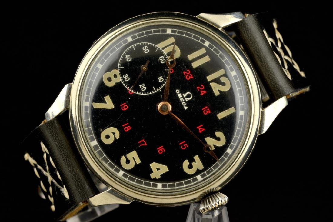 Vintage Omega Military Watch ca 1934/1944 - 4