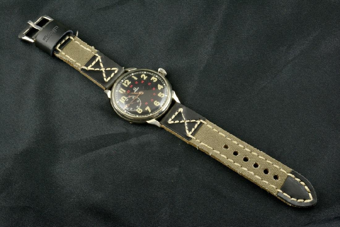 Vintage Omega Military Watch ca 1934/1944 - 8