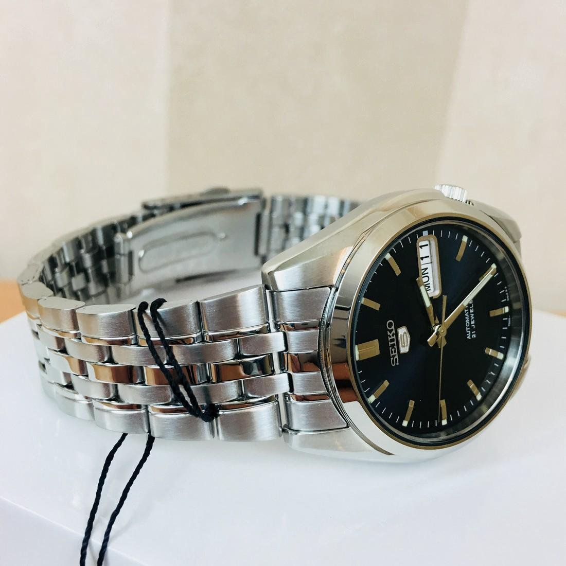 SEIKO 5 Men's Automatic Watch Brand New with Box - 7