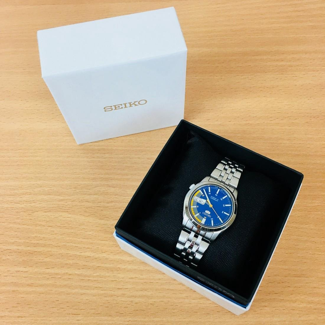 SEIKO 5 Men's Automatic Watch Brand New with Box - 8