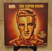 Elvis Presley 100 Super Rocks
