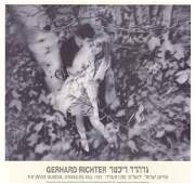 Gerhard Richter Offset Lithograph Lovers in the Forest