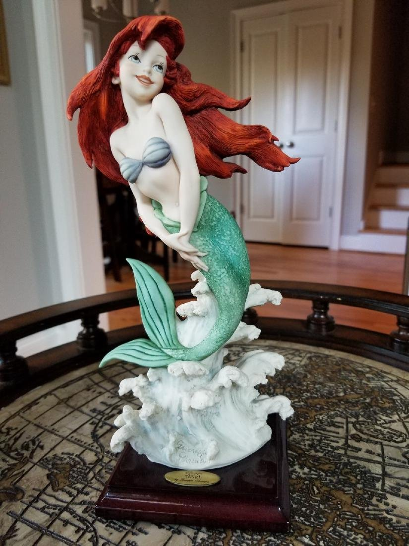 Giuseppe Armani: Walt Disney-Arielle 1998 Box Figurine
