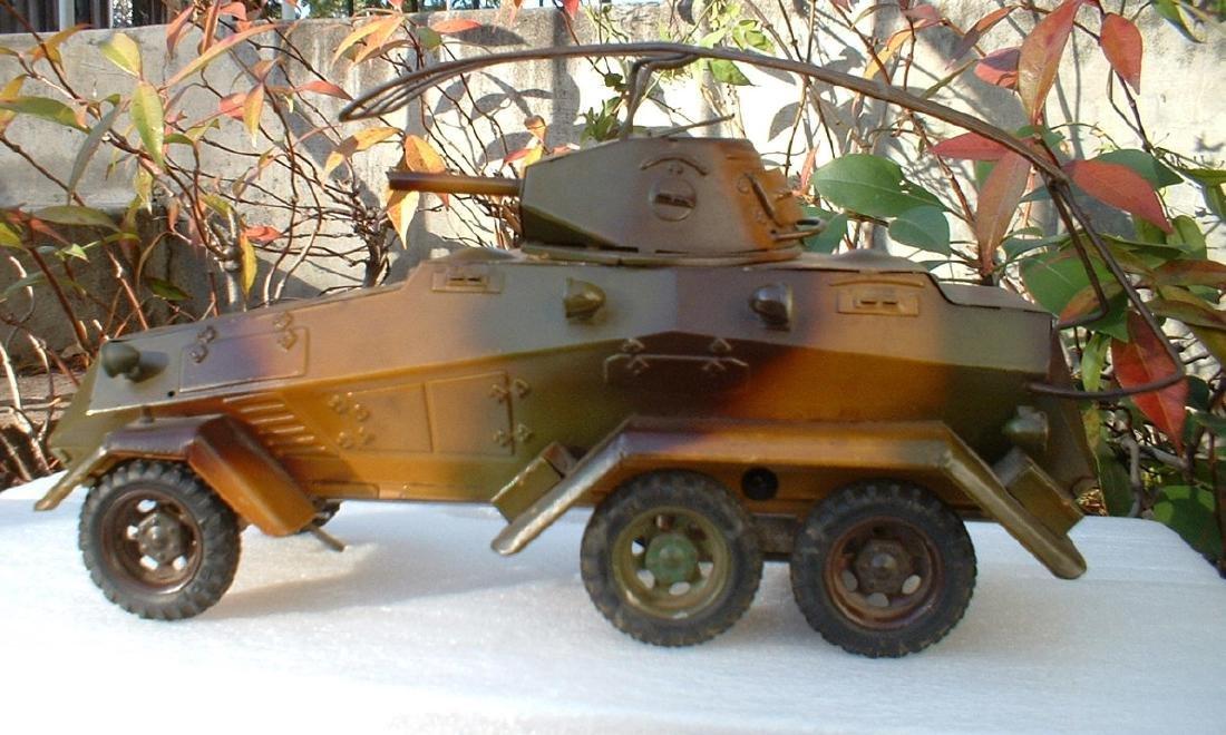 """1937 Lineol """"Panzerspahwagen"""" 1210"""
