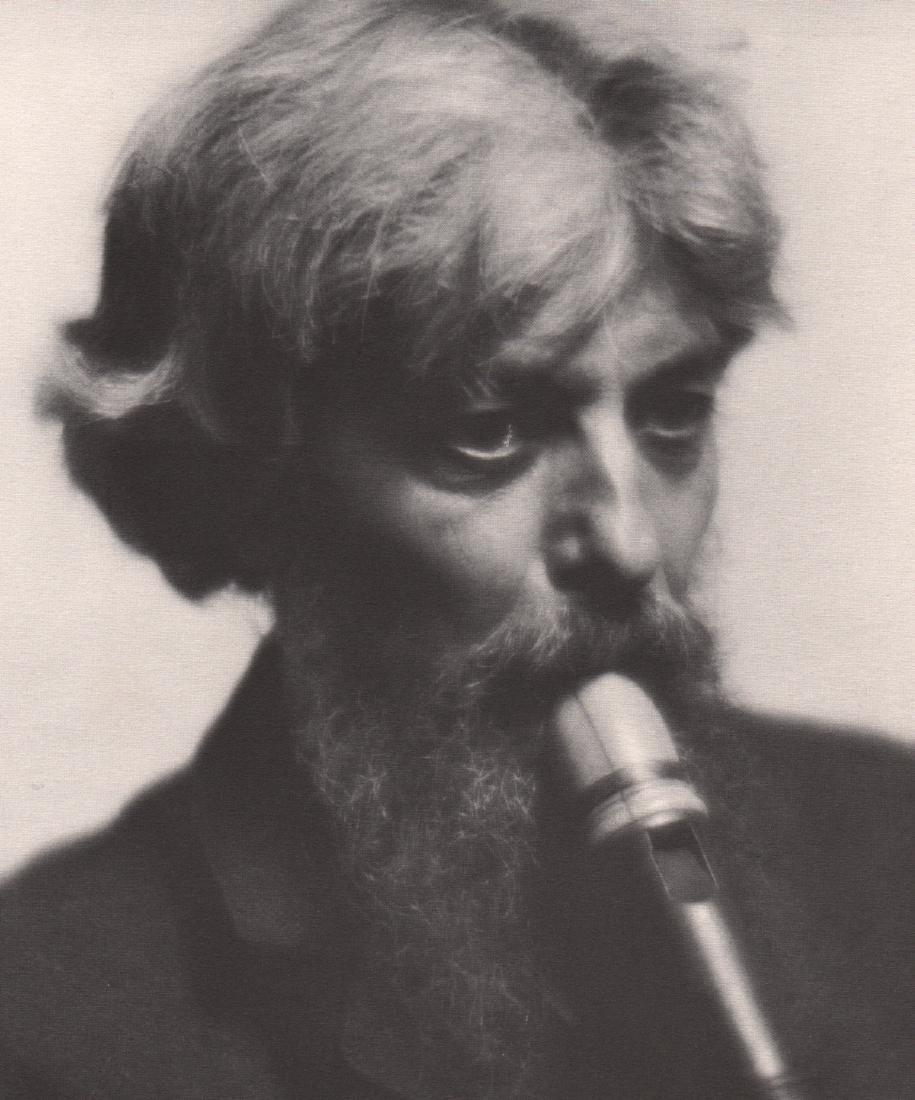 ALVIN LANGDON COBURN - Arnold Dolmetsch, 1916