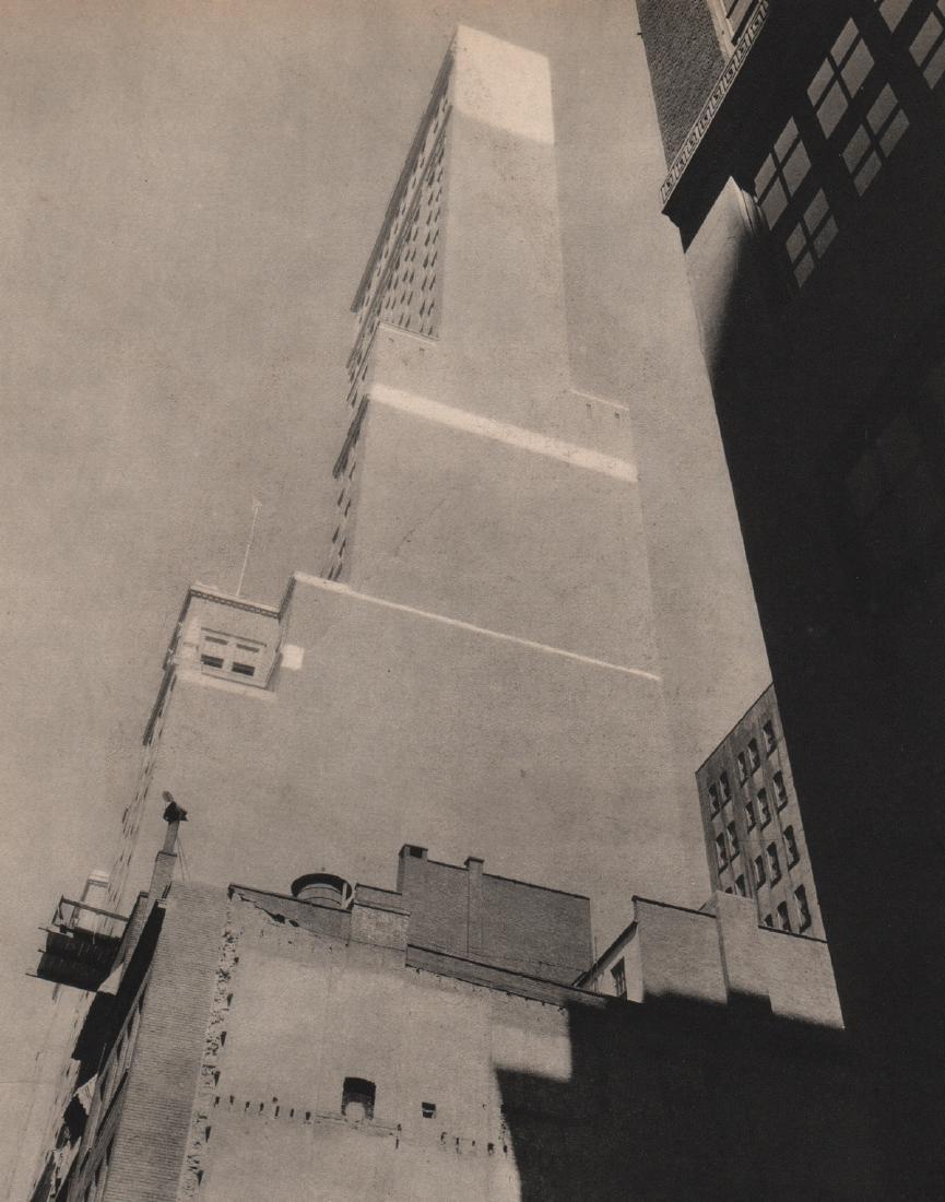 CHARLES SHEELER - Skyscraper