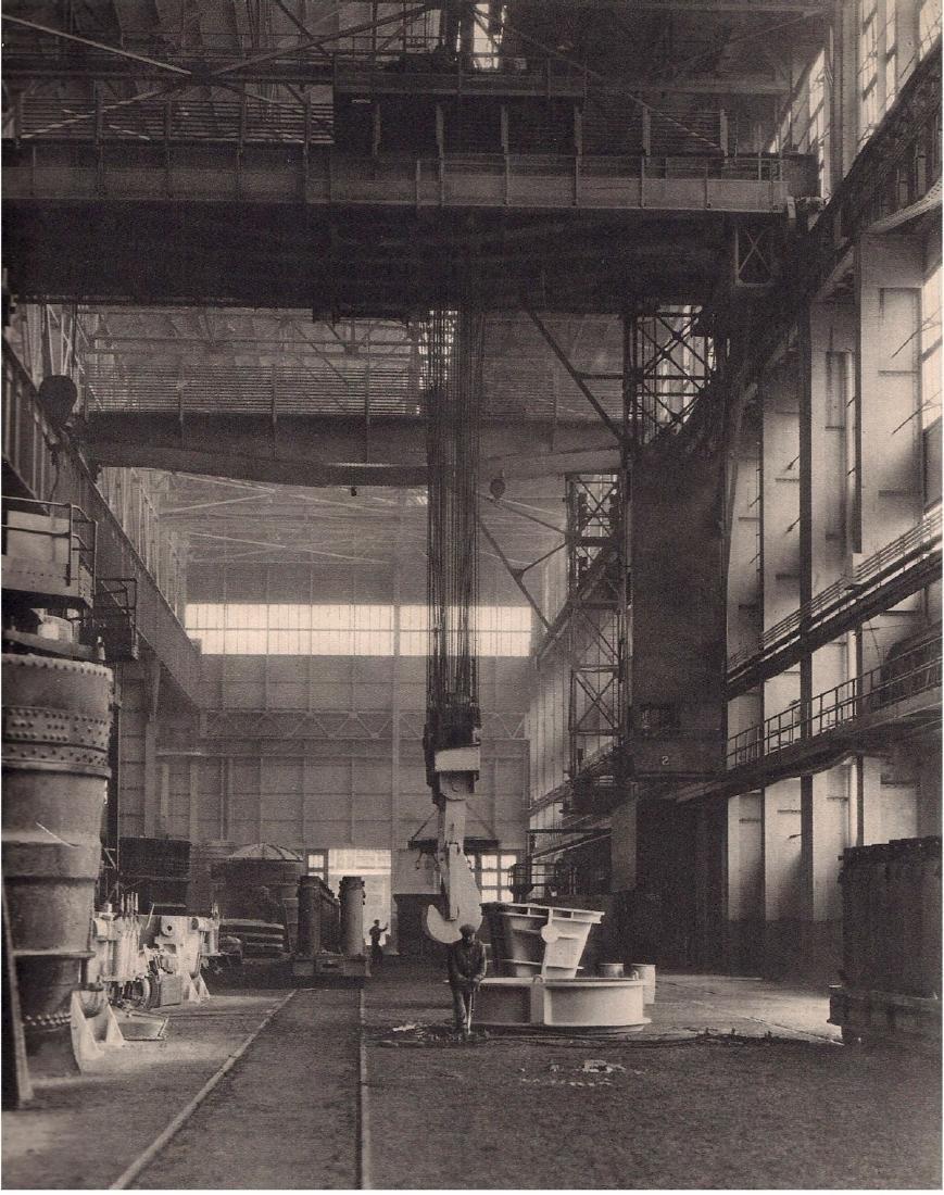 CHARLES SHEELER - Ford Factory, Detroit