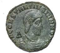 House of Constantine AE Follis rv Horseman