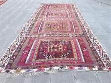 Turkish Kilim Rug 14x5.6
