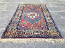 Turkish Bohemian Rug 5.5x3.4