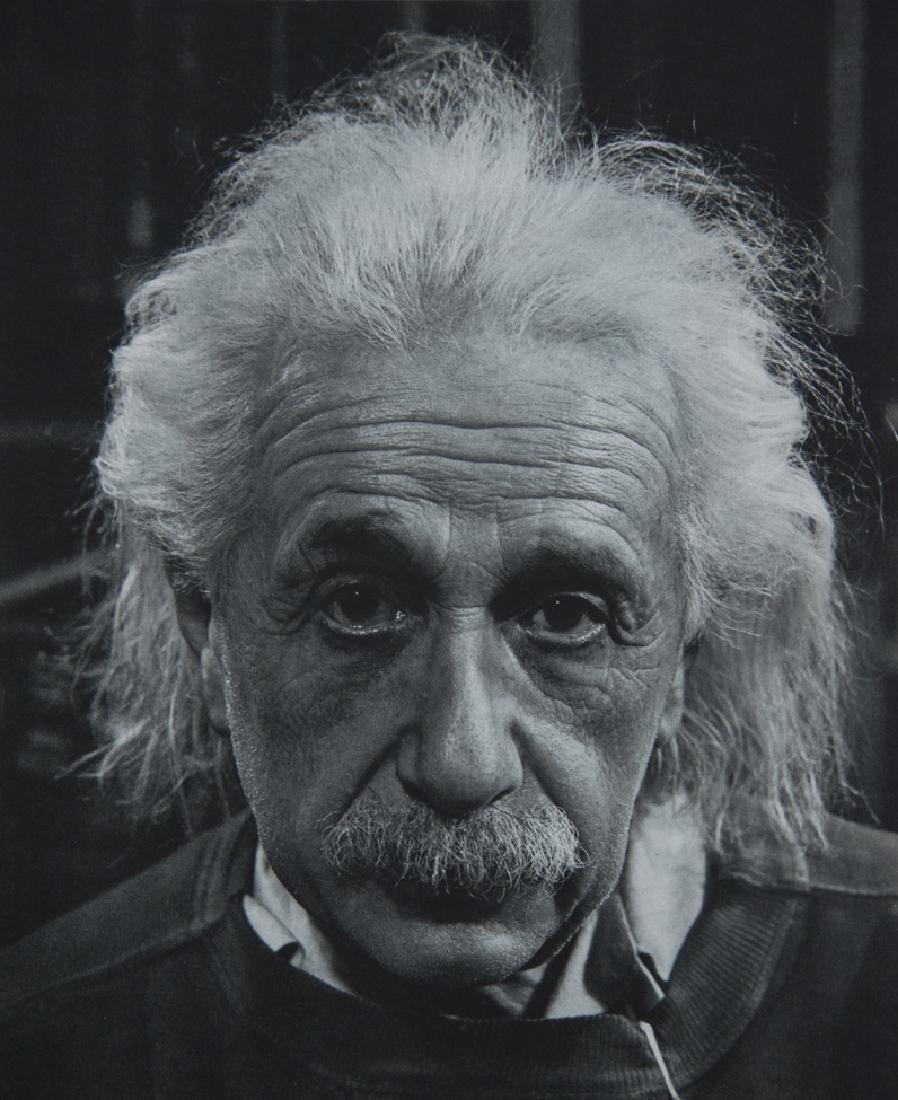 PHILIPPE HALSMAN - Albert Einstein, 1947