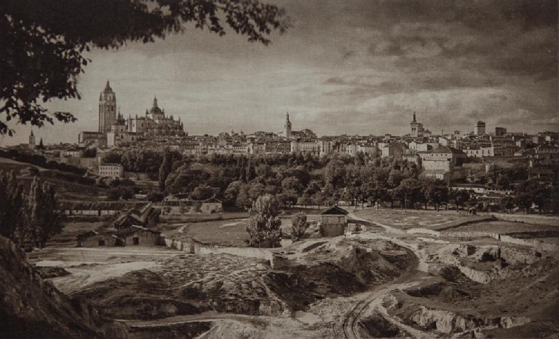 KURT HIELSCHER - Segovia