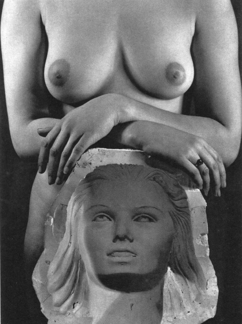 ANDRE KERTESZ - Study Nude, 1939 New York