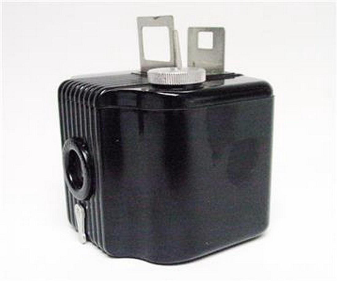 Kodak Baby Brownie Walter Dorwin Teague Original Box