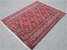 Marvelous High Quality Persian Turkmen Rug 4.7x6