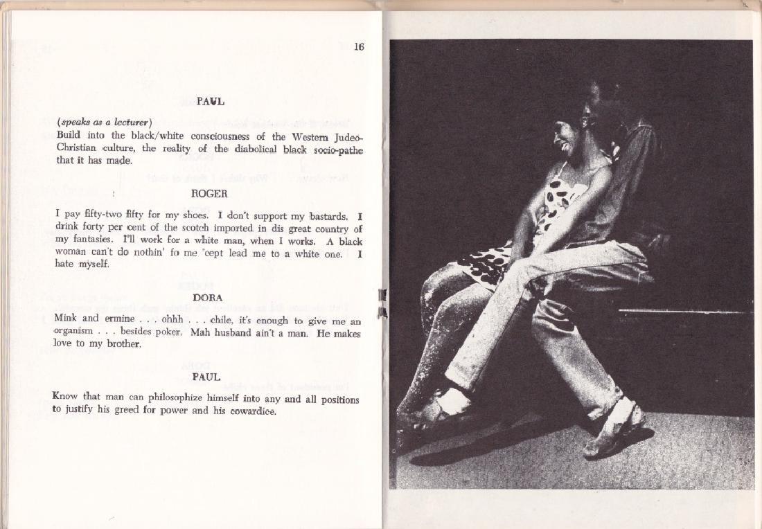 Bullins, Ed How Do You Do: a Nonsense Drama - 3