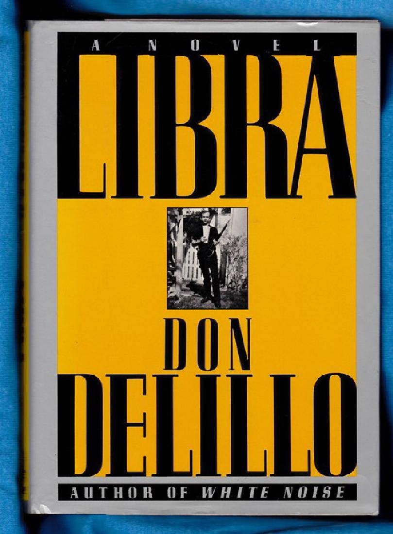 DeLillo, Don Libra - Signed