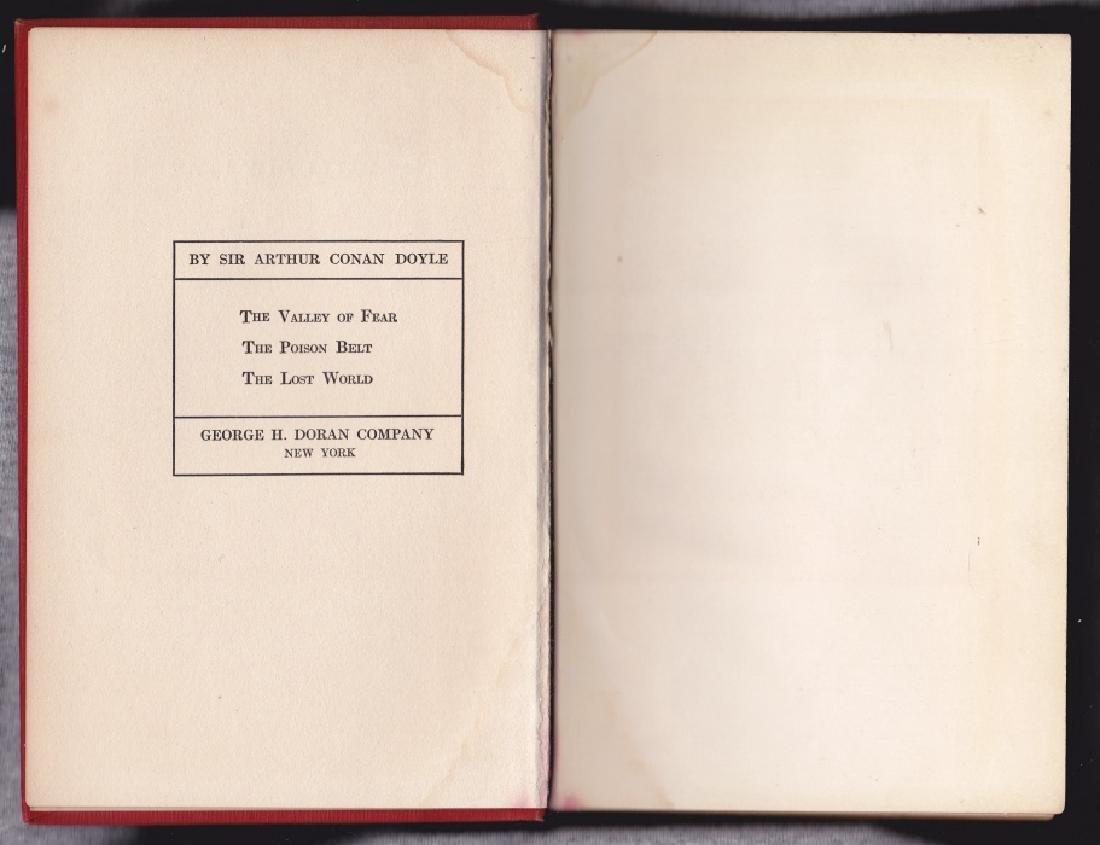Doyle, Arthur Conan The Valley of Fear Sherlock Holmes - 2