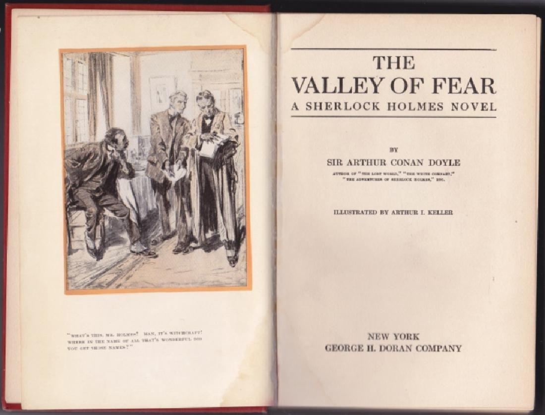 Doyle, Arthur Conan The Valley of Fear Sherlock Holmes - 4
