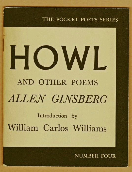 Ginsberg, Allen Howl and other poems