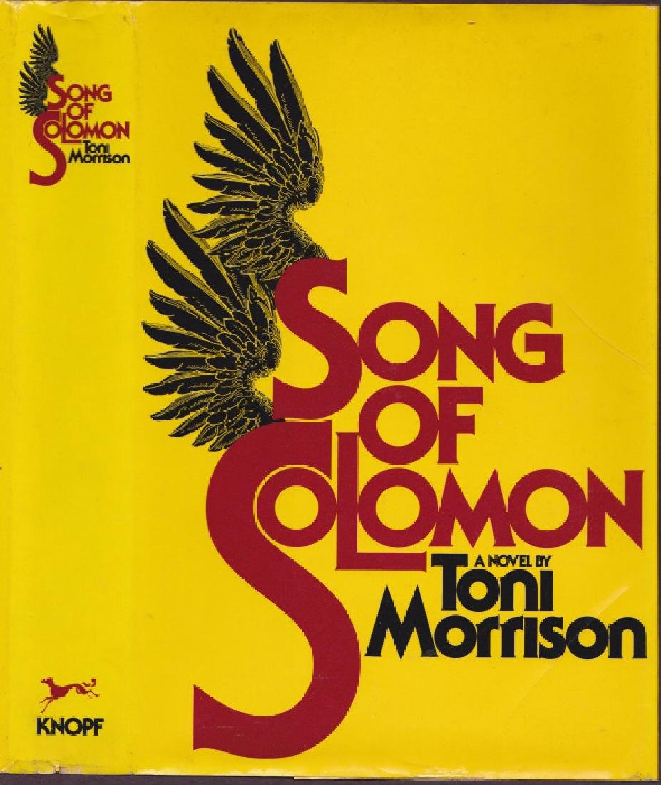 Morrison, Toni Song of Solomon