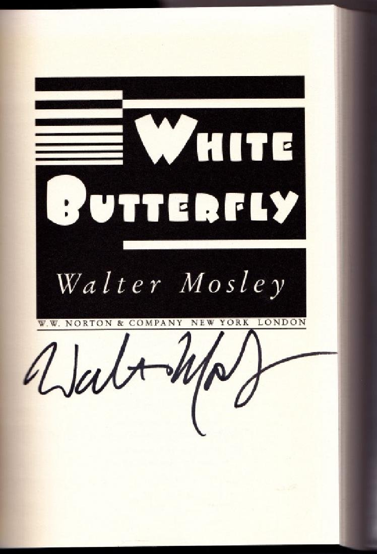 Mosley, Walter 3 SIGNED Easy Rawlins Mysteries - 2