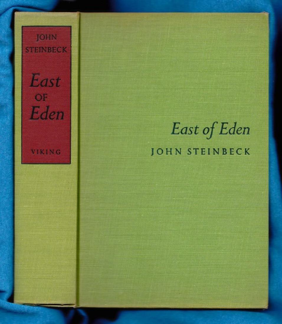 Steinbeck, John East of Eden