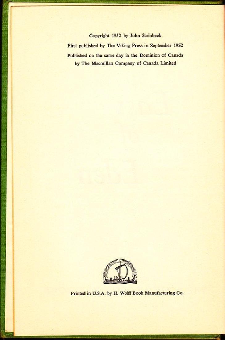 Steinbeck, John East of Eden - 2