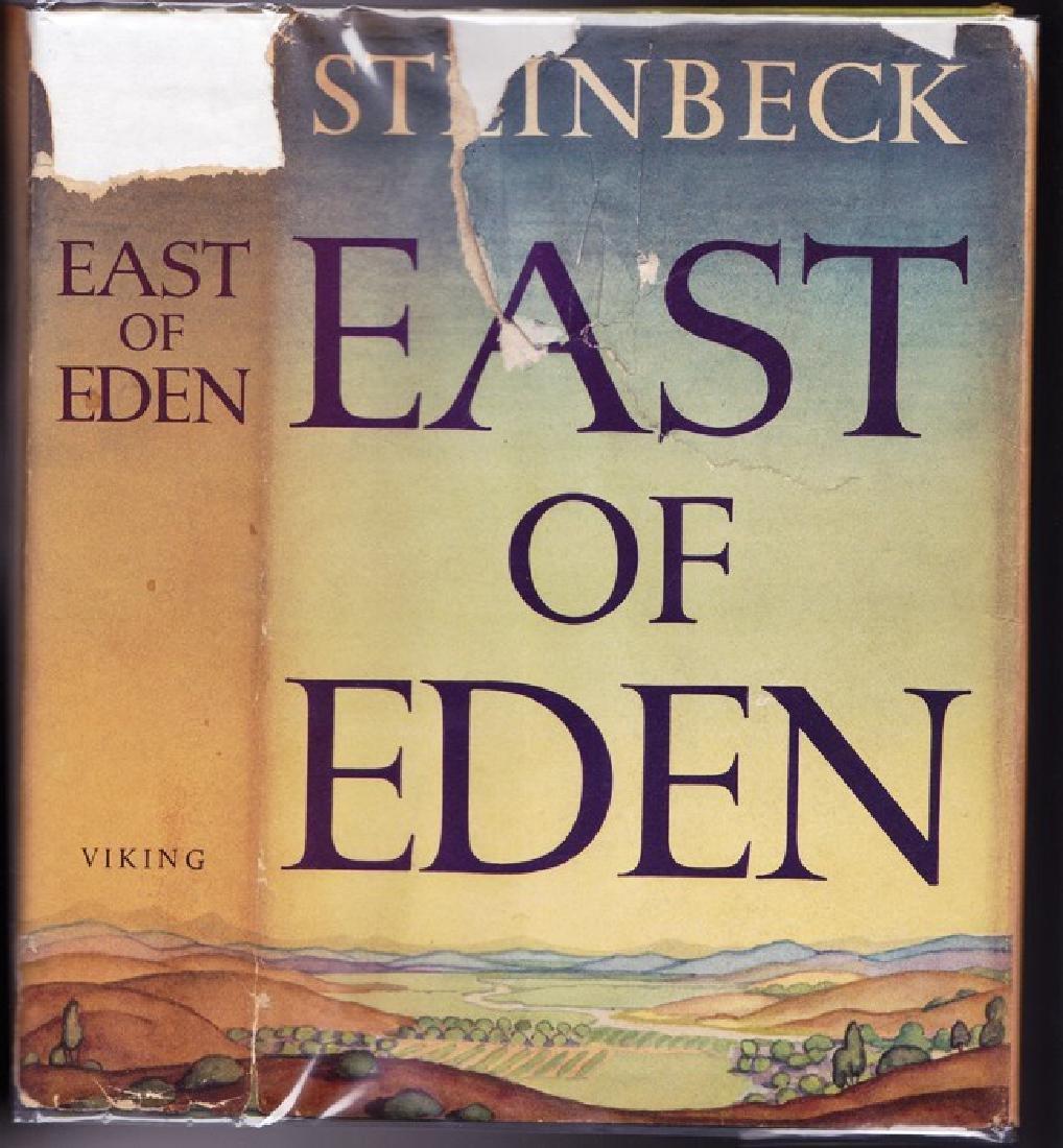Steinbeck, John East of Eden - 3