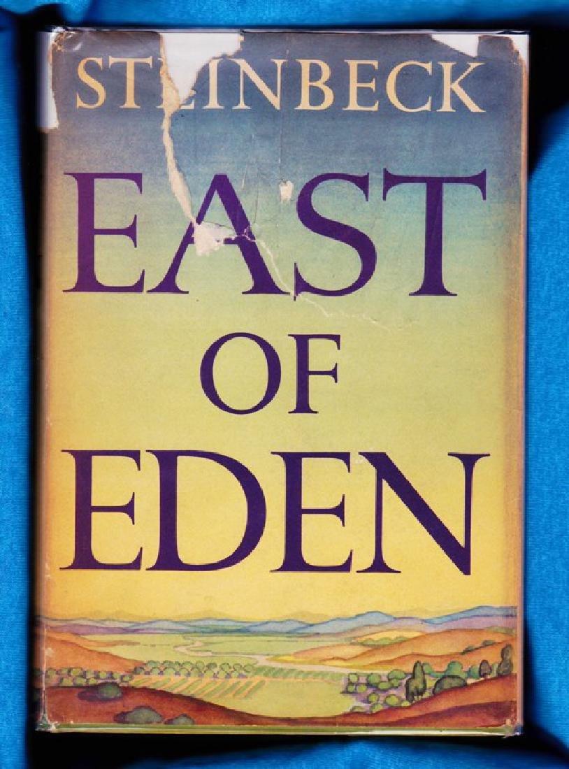 Steinbeck, John East of Eden - 4