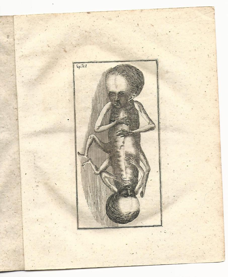 1728 Epistola Itineraria I Bibliothecis Vindobonensibus