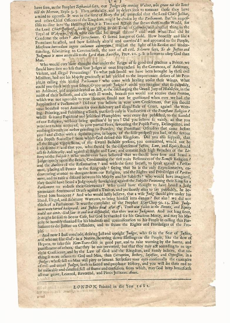 1681 Another New-Years-Gift for Arbitrary Judges - 2