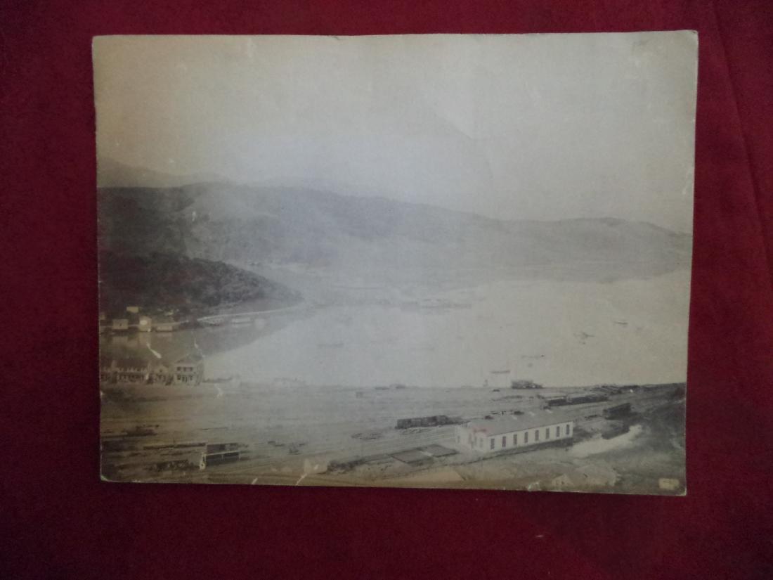 Railroad Days in Tiburon Story Peter Donahue