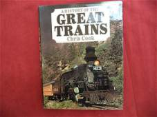 A History of the Great Trains.