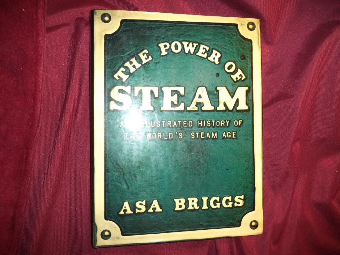 Power of Steam Illustrated History World's Steam Age