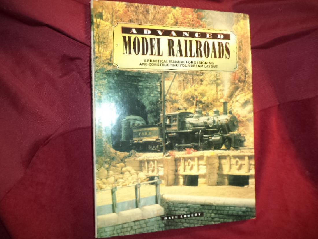 Advanced Model Railroads Practical Manual for Designing