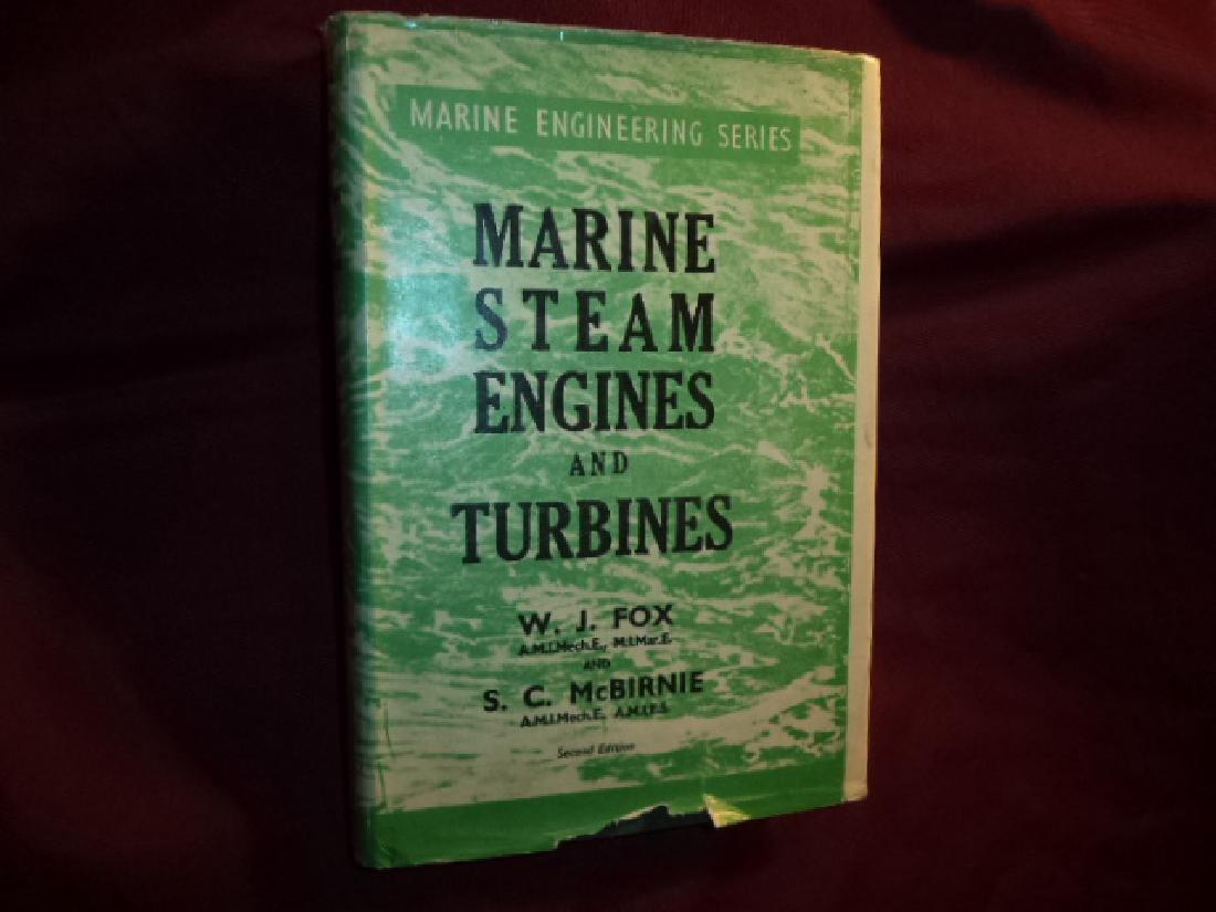 Marine Steam Engines Turbines Marine Engineering Series
