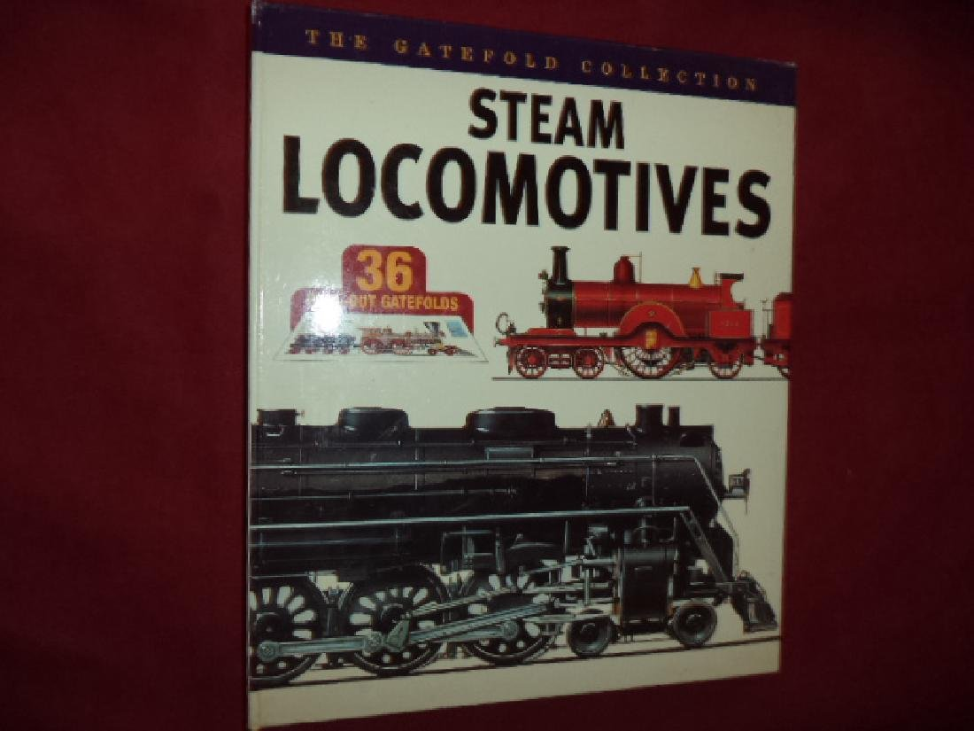 Steam Locomotives. The Gatefold Collection.