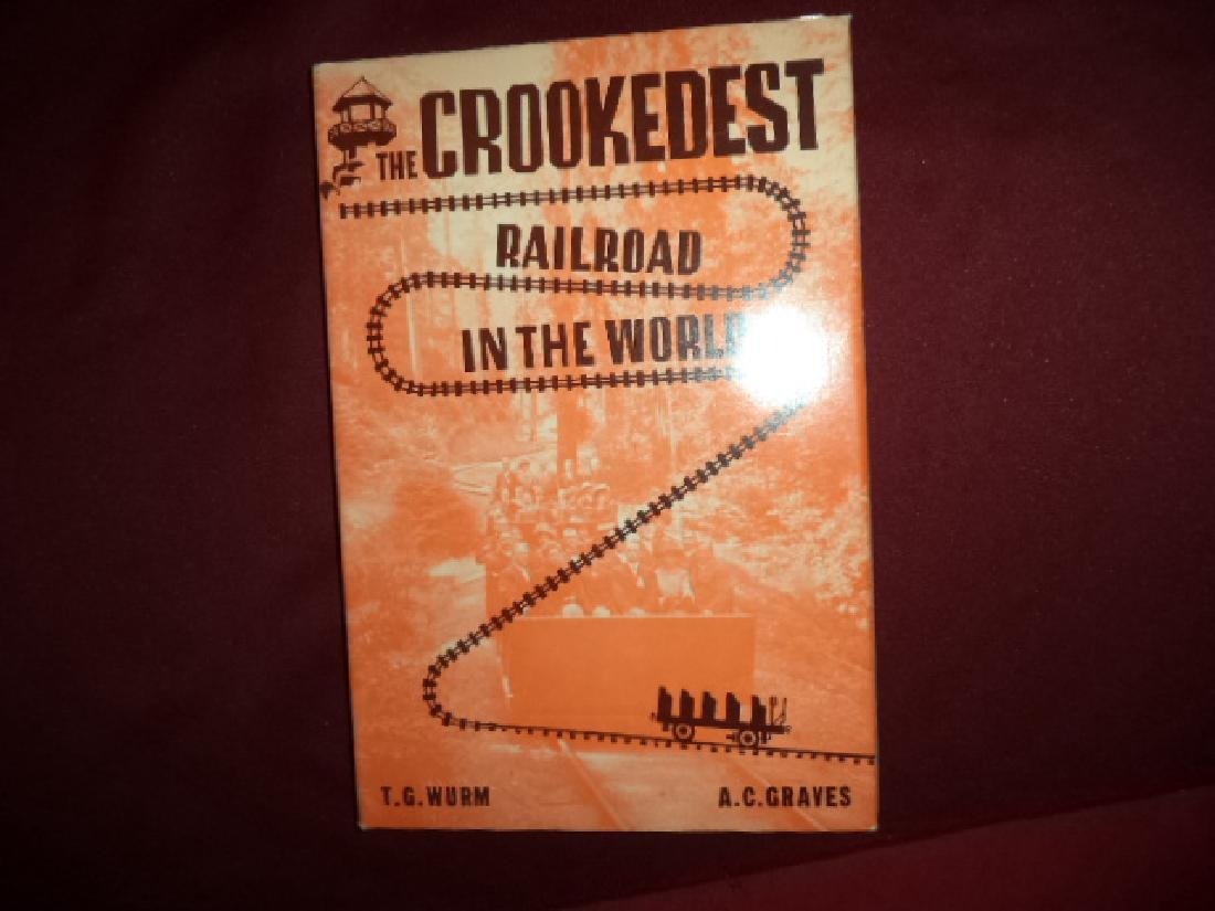 Crookedest Railroad in World History Mt Tamalpais