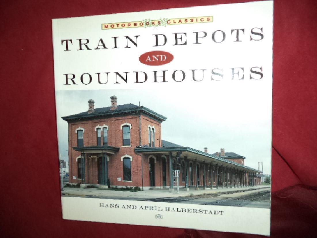 The American Train Depot & Roundhouse.