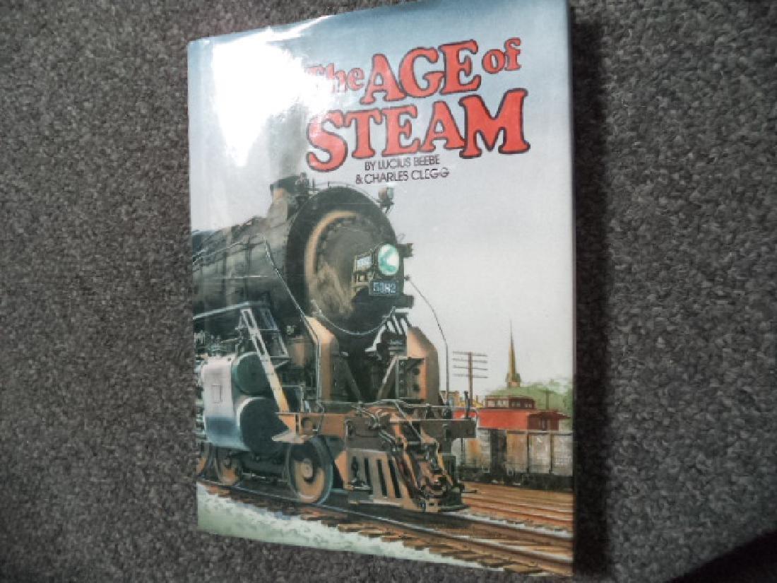 Age of Steam A Classic Album of American Railroading