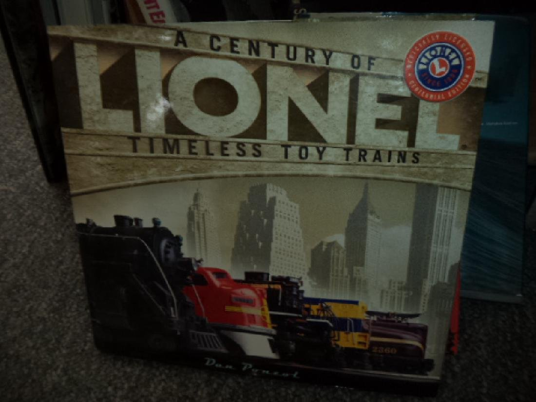 A Century of Lionel Timeless Toy Trains.